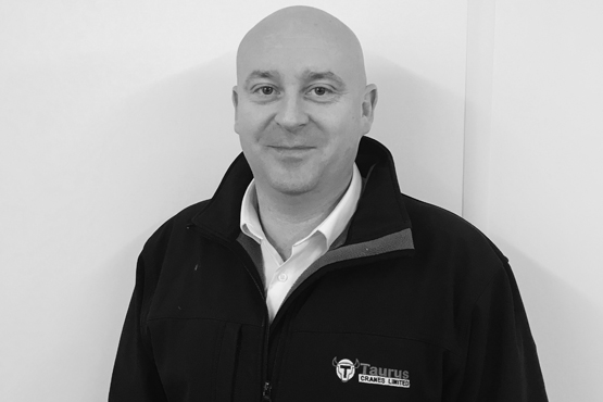 Anthony Purves Profile Picture, Managing Director of Taurus Cranes
